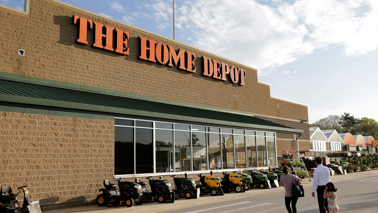 Home Depot is taking steps to reduce emissions in its stores
