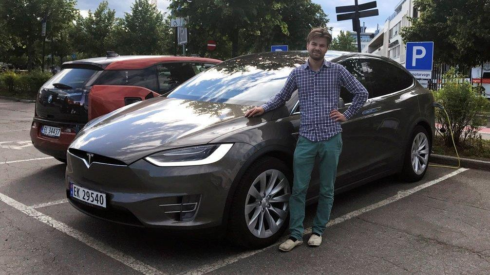 Morning's with Maria guests discuss Tesla's decision to cut Model X prices and the charger shortage.