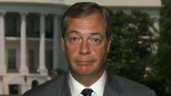 Nigel Farage, FOX News contributor on whether he will return to the frontline of British politics.