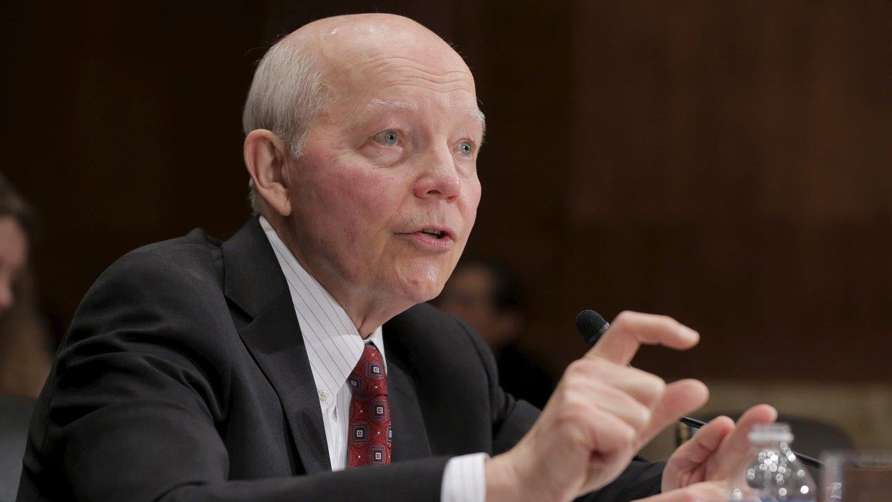 Rep. Kevin Brady (R-Texas) on why there needs to be changes at the IRS in order to achieve tax reform.