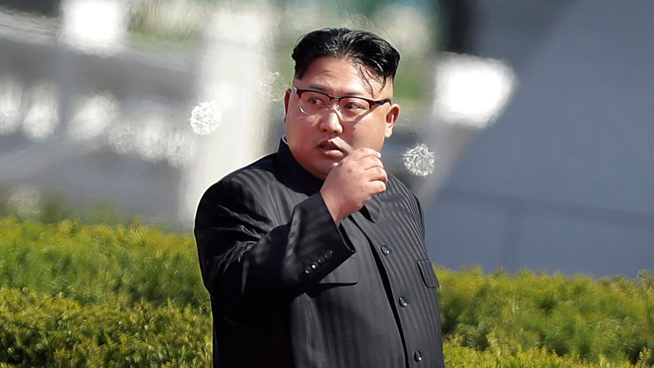 Guam Governor Eddie Calvo on North Korea's threat against Guam.