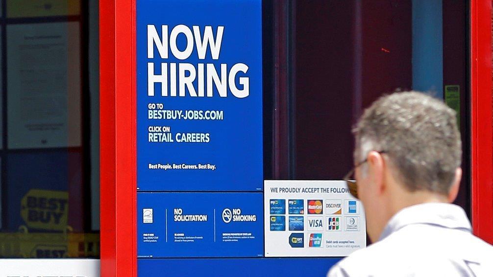FBN's Adam Shapiro breaks down the July jobs report.