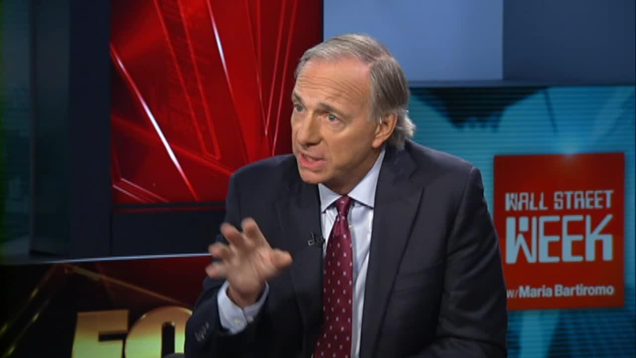 Bridgewater Associates founder Ray Dalio on the problems facing the U.S. economy.