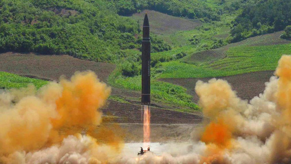 Harry Kazianis, director of defense studies at the Center for the National Interest, discusses U.S. sanctions on North Korea.