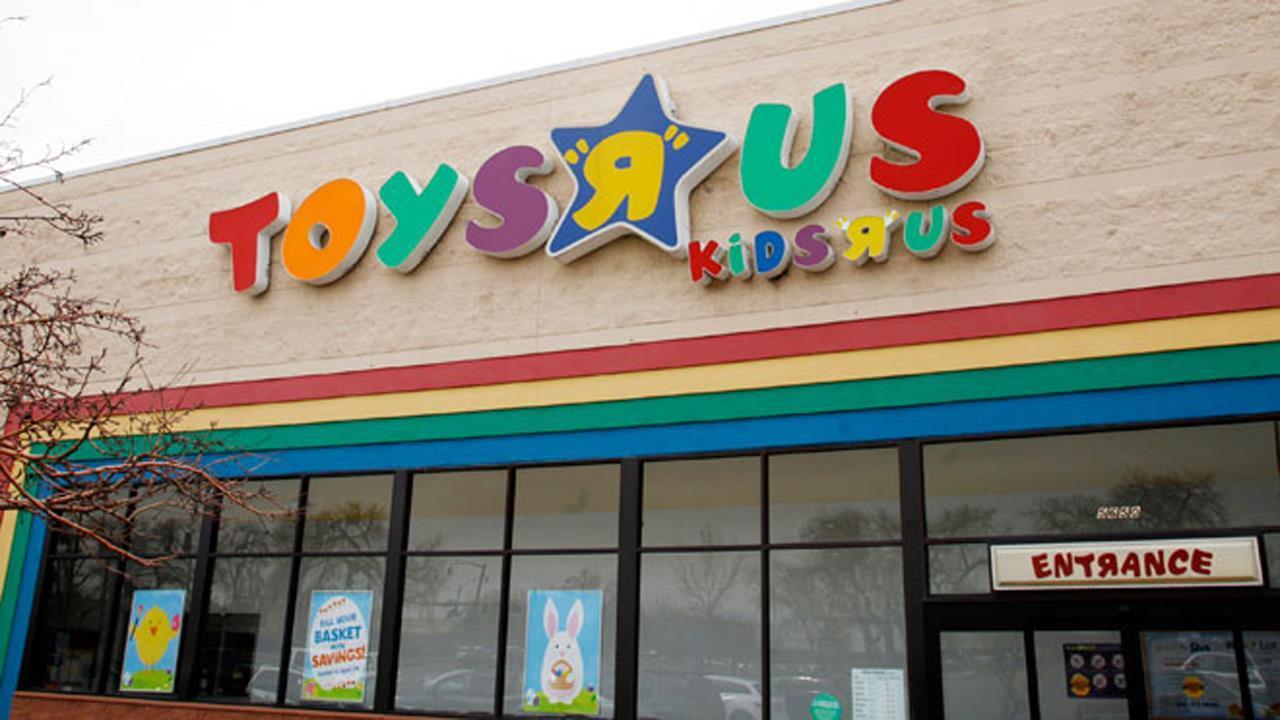 FBN's Stuart Varney on Toys 'R' Us filing for bankruptcy.
