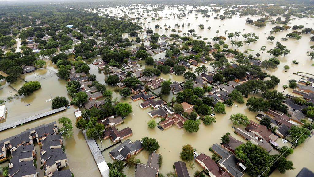 Singer and songwriter Clint Black on helping Texas recover from Hurricane Harvey.