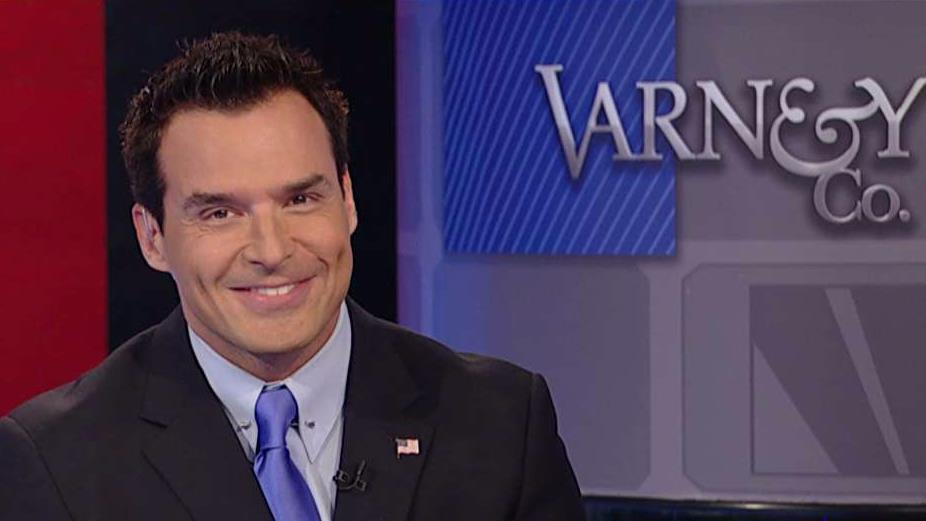 Actor Antonio Sabato Jr. on the NFL protest controversy and being a conservative in Hollywood.
