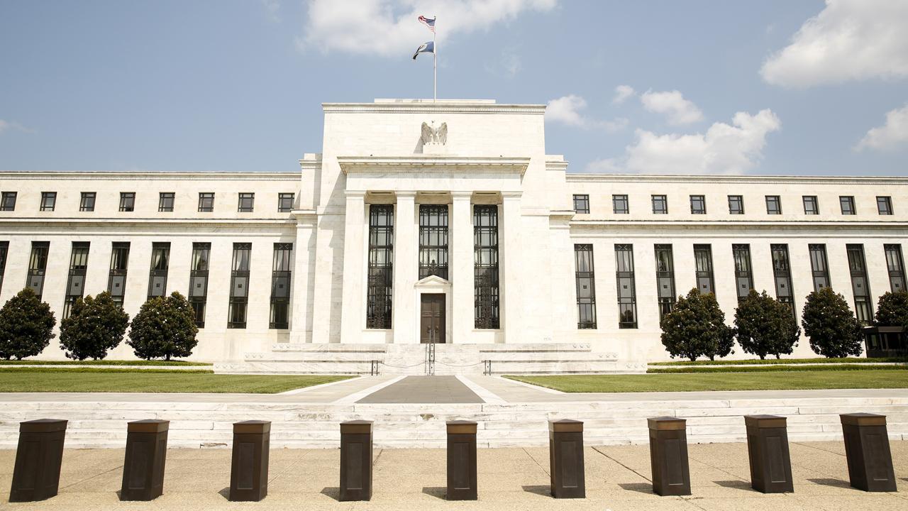 FBN's Adam Shapiro breaks down the latest Beige Book read on the economy.
