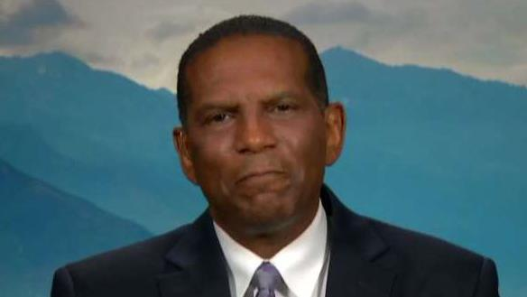 Former NFL Super Bowl champion Burgess Owens on the NFL ratings drop and ESPN backlash.