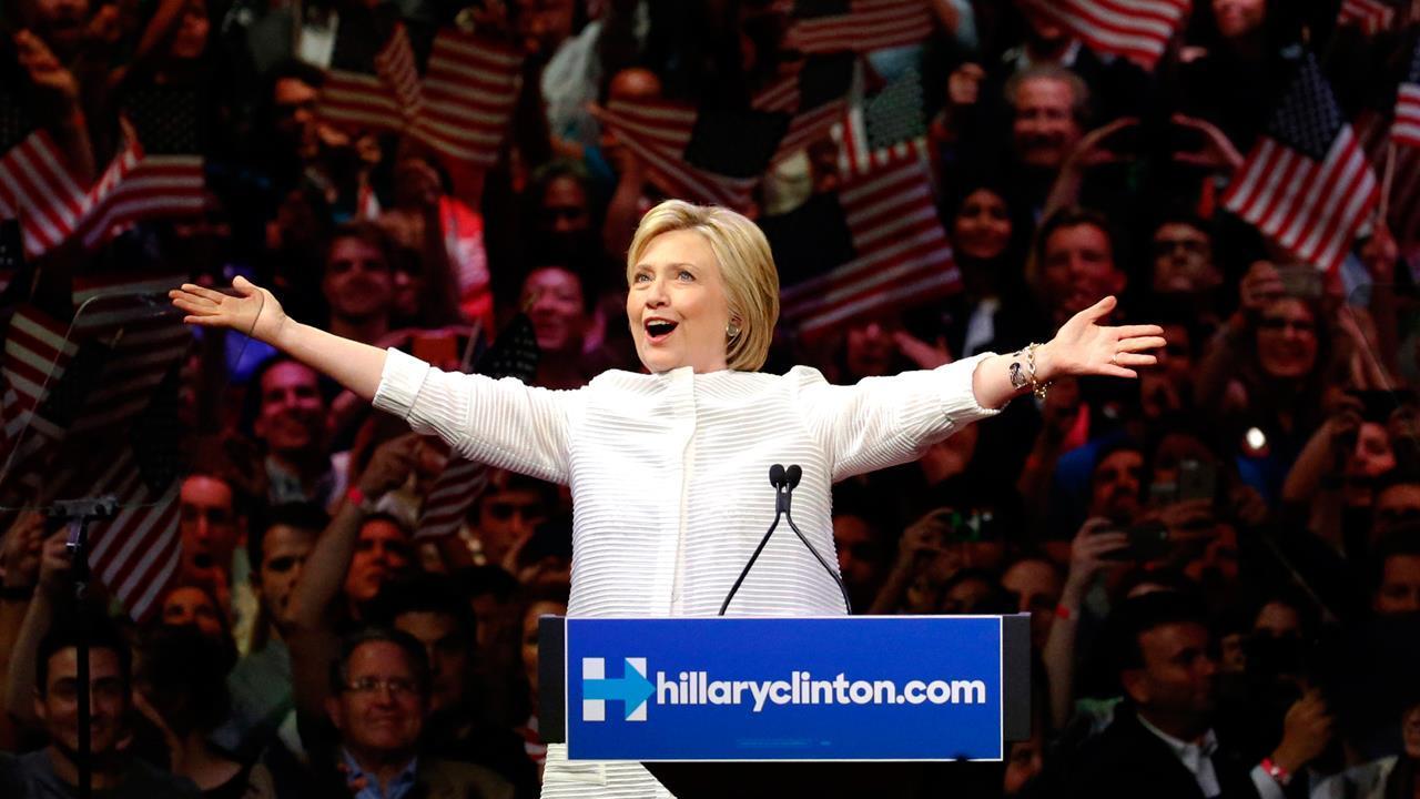 'Media Buzz' host Howard Kurtz on Hillary Clinton's new book, 'What Happened.'