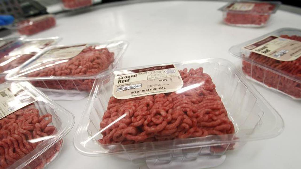 Cargill CEO David MacLennan on trade and the trends in what meats Americans are eating and the company's investment in a startup that grows 'clean meat.'