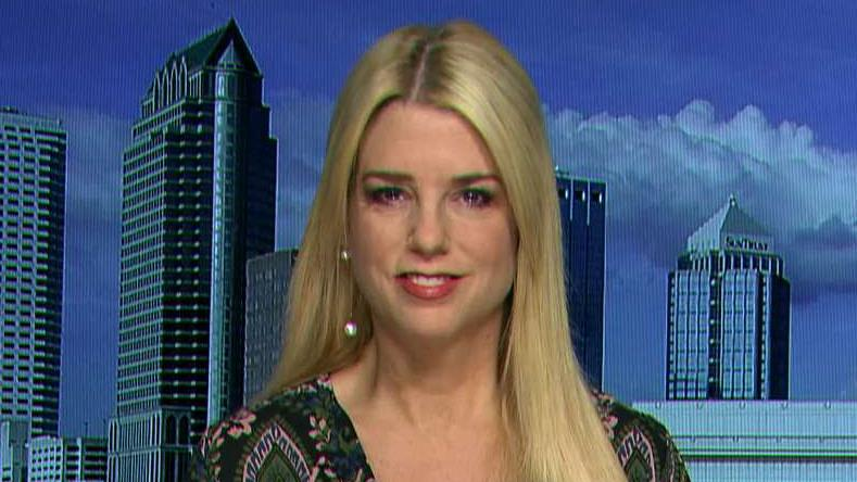 Florida Attorney General Pam Bondi on cracking down on looters.