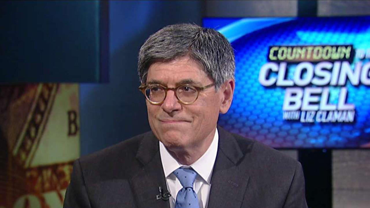 Jack Lew, former Treasury Secretary under President Obama, on the Trump administration's plan to eliminate the carried interest tax loophole.