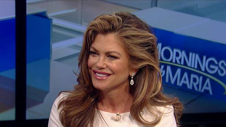 Kathy Ireland Worldwide CEO Kathy Ireland on the success and growth of her company.