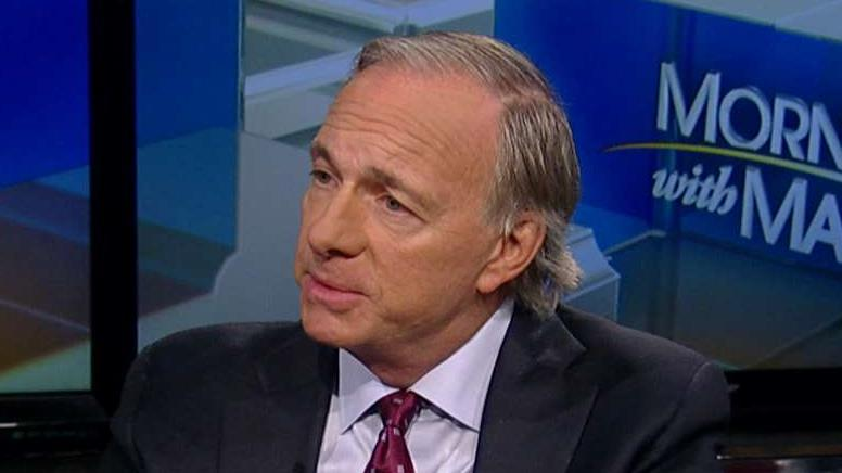 Ray Dalio, founder of Bridgewater Associates, discusses tax reform and the economy.