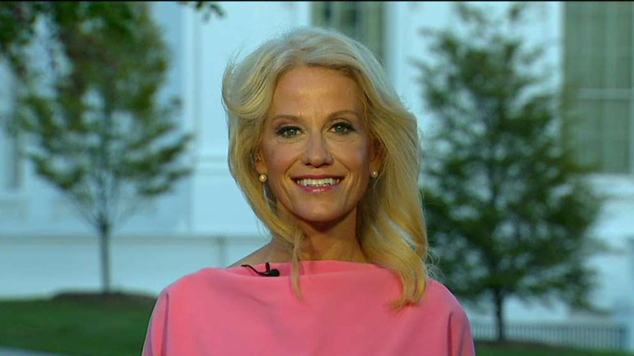 Counselor to President Trump Kellyanne Conway explains how President Trump's tax reform plan will spur economic growth by reducing the corporate tax rate to at least 20%.