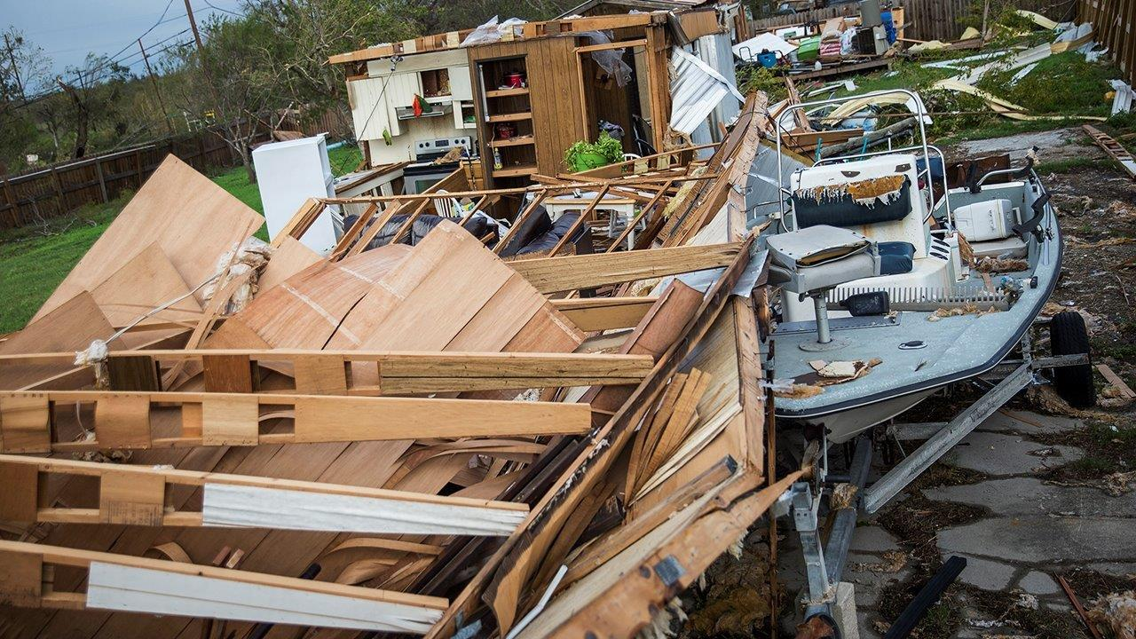 Gov. Greg Abbott (R-Texas) on the rescue and rebuilding process after Harvey.