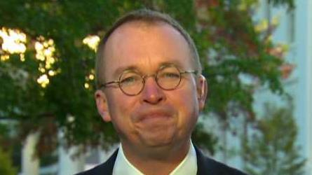OMB Director Mick Mulvaney on President Trump's tax reform plan.