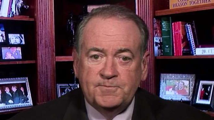 Former Gov. Mike Huckabee (R-Ark.) on the debate over tax reform.
