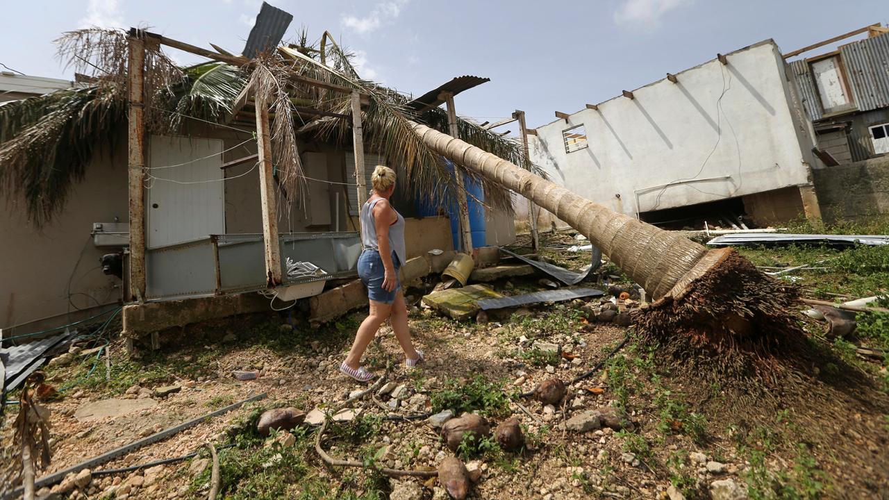 Nextdoor CEO Nirav Tolia on how his app is helping people impacted by the recent hurricanes.