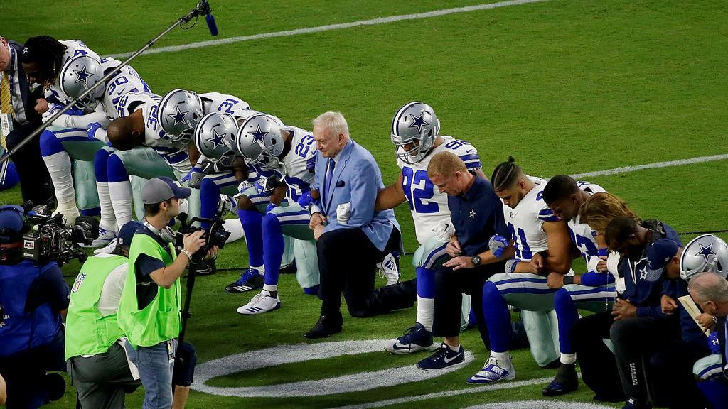 Kelly & Co. Managing Partner Kevin Kelly and Democratic Strategist Jessica Tarlov on NFL national anthem protests.