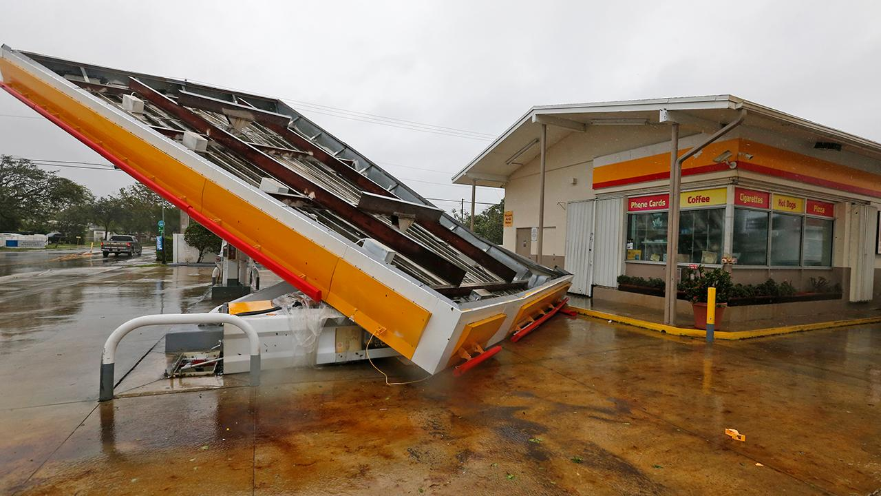 What affect will Irma have on national gas prices?