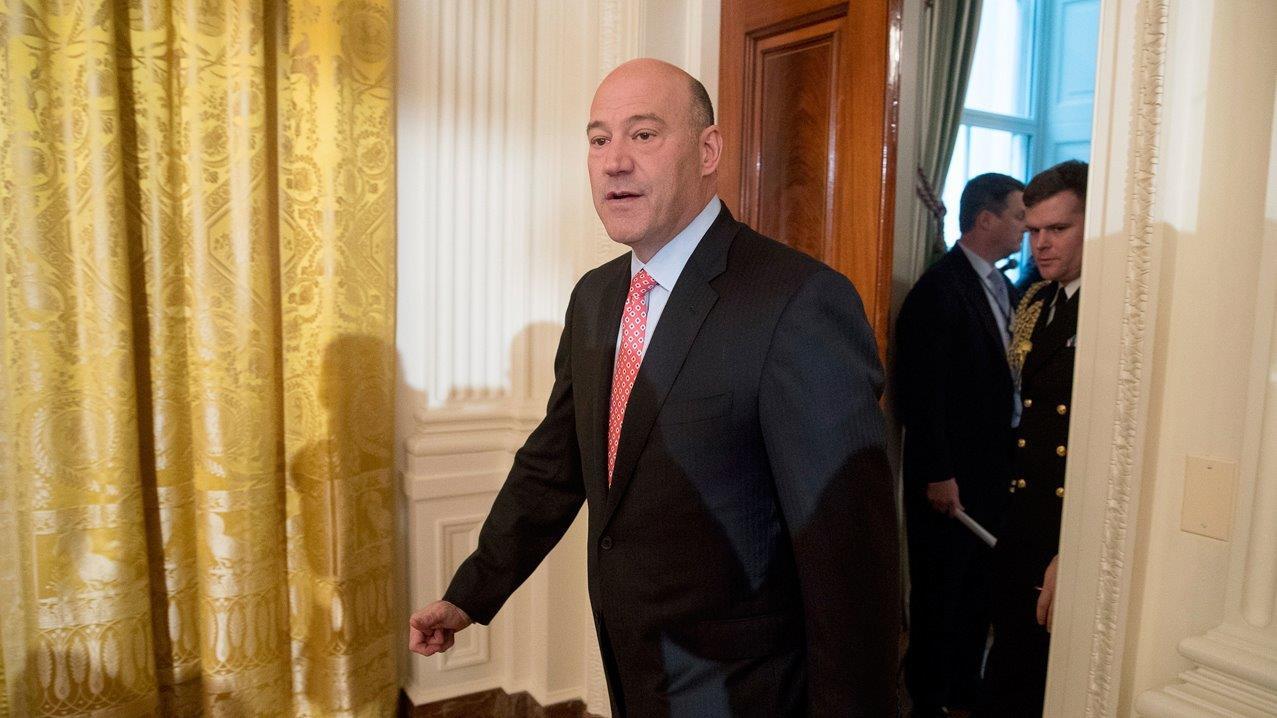 National Economic Council Director Gary Cohn on President Trump's tax reform plan.