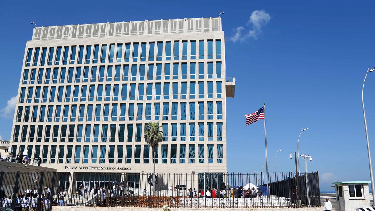 """Lt. Col. Tony Shaffer on the U.S. pulling embassy staff out of Cuba and issuing a travel warning because of sonic """"attacks."""""""