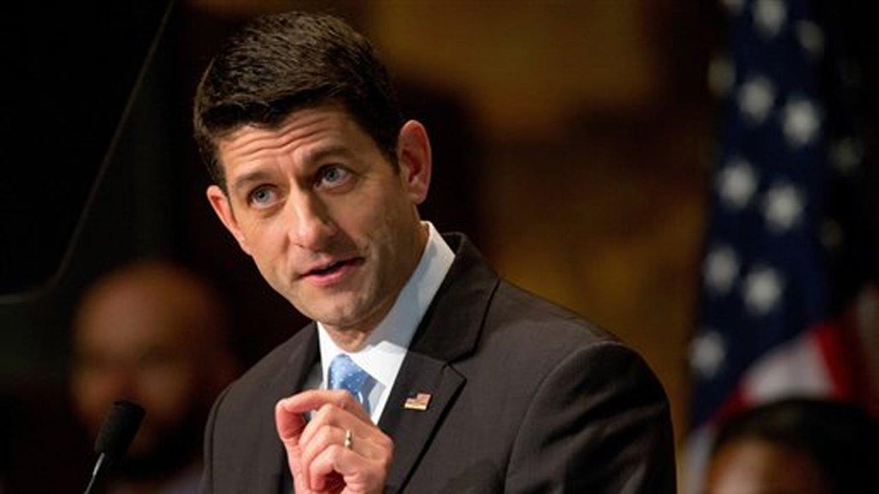 Speaker of the House Paul Ryan (R-Wisc.) on the negative economic impact of the U.S. corporate tax system.