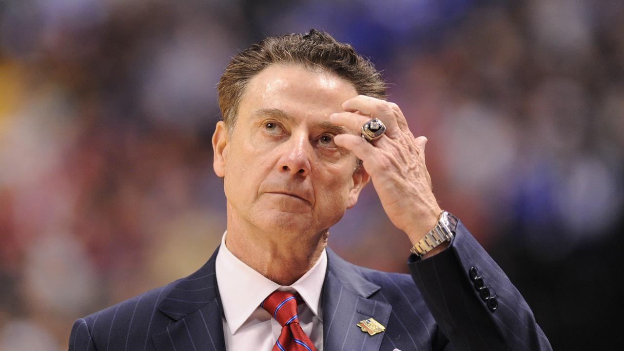 U.S. Senate candidate Danny Tarkanian (R-NV) weighs in on reports that Louisville head coach Rick Pitino and the school's athletic director Tom Jurich have been fired.