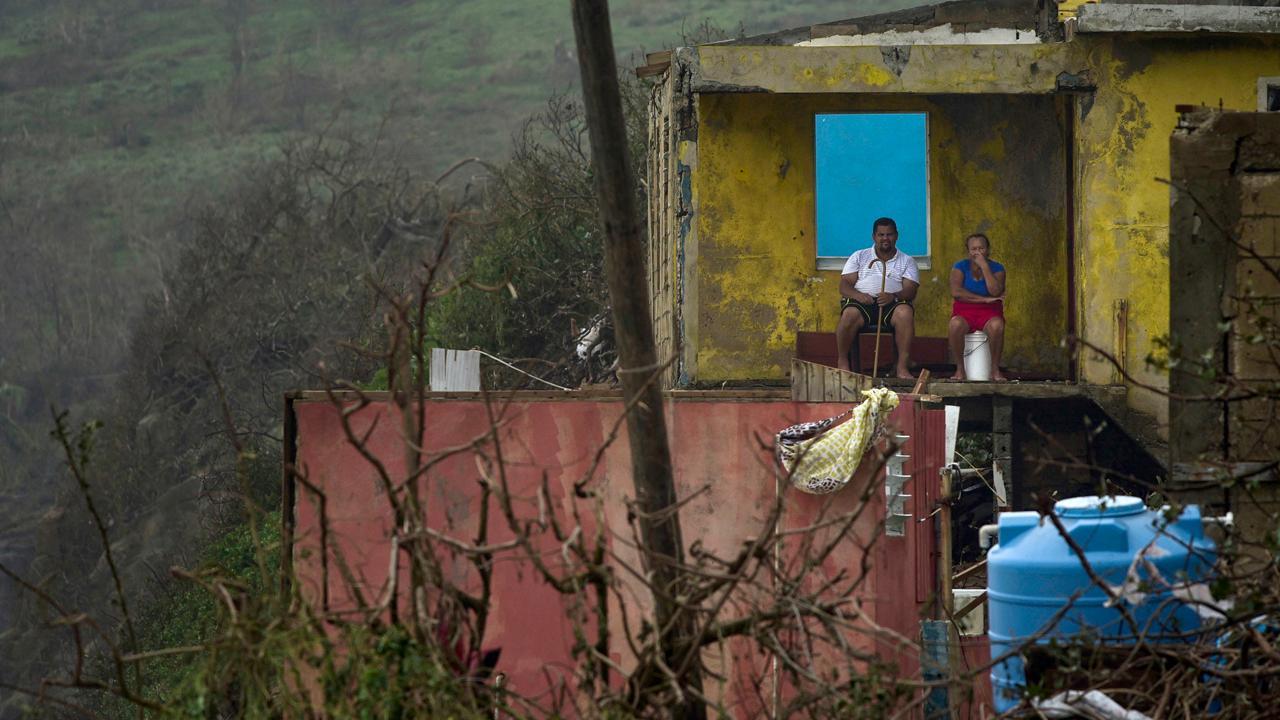 Communication is a big problem in Puerto Rico, Geraldo Rivera says