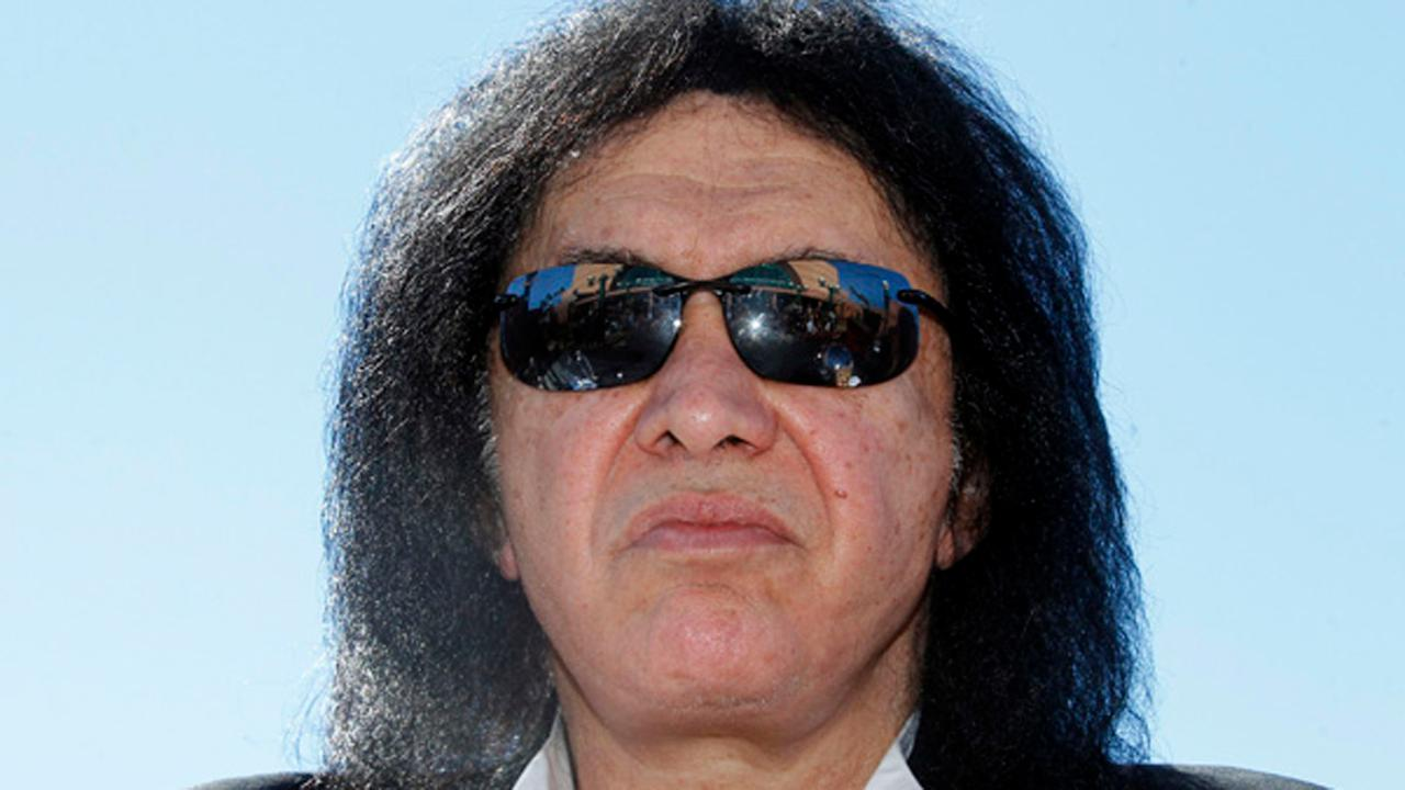 Kiss co-founder Gene Simmons on Irma, Harvey, celebrities' politics, his 'The Vault Experience' celebrating his music career and the impact of streaming on the music business.