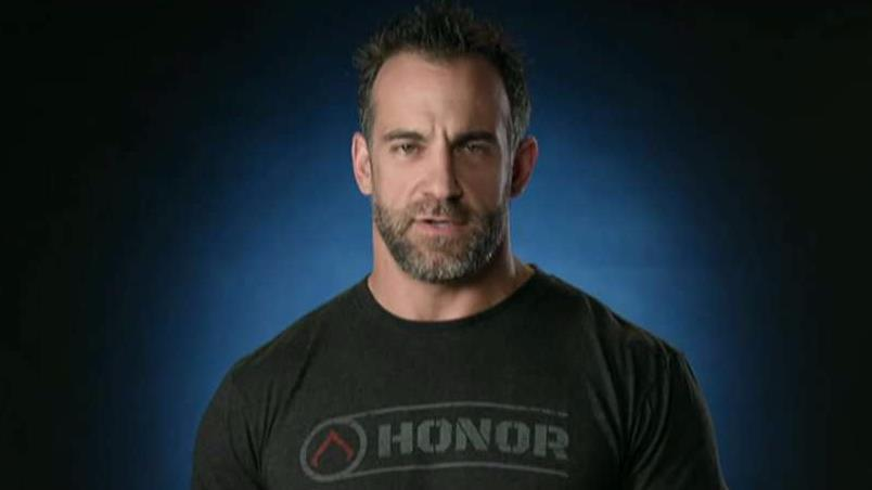 Former Navy SEAL and NRA spokesperson Dom Raso on the organization's new ad, released after NFL players protested the national anthem.