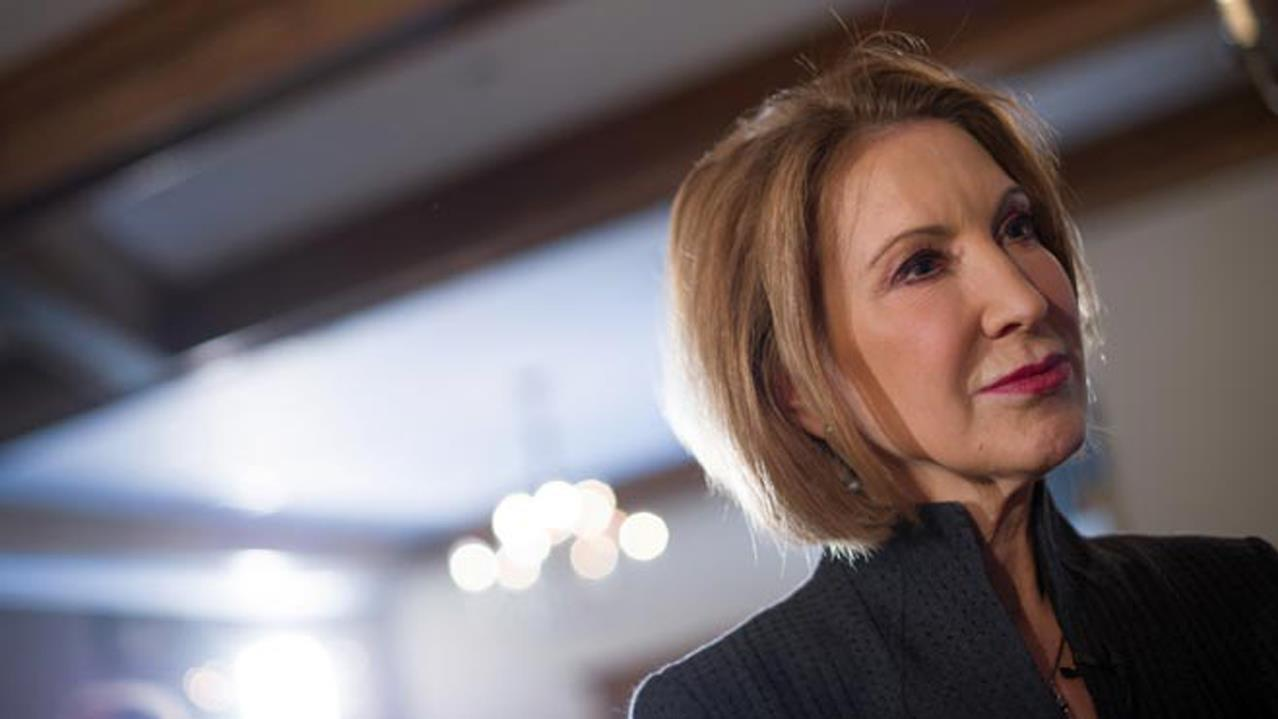 Former Republican presidential candidate Carly Fiorina on efforts to achieve tax reform and its potential impact on the economy.