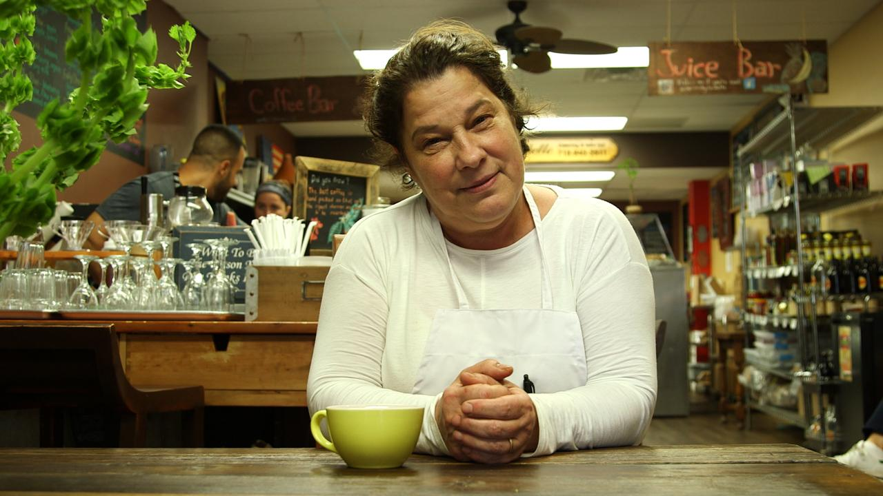 Six months before Superstorm Sandy blew through the Northeast, Cuisine by Claudette opened  for business in Rockaway, New York.  Her restaurant destroyed by the storm, Claudette Flatow shares her story of determination and strength to rebuild her business and the community.