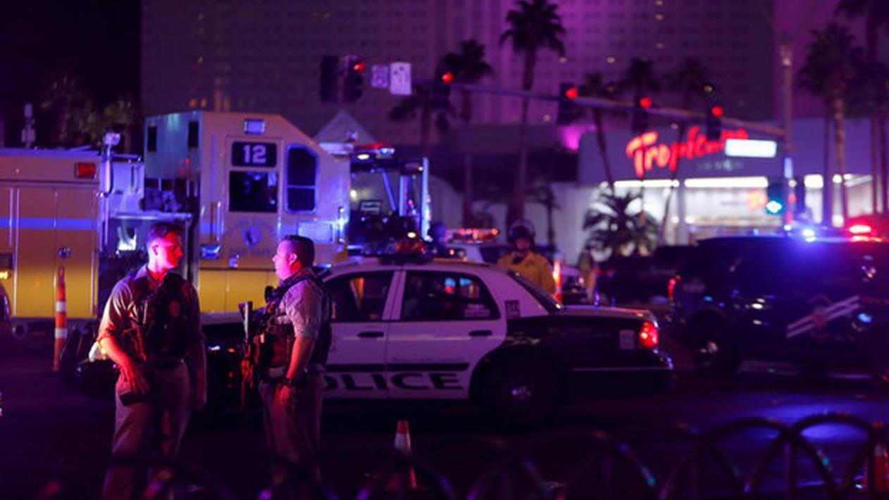 Retired Las Vegas Police Officer Randy Sutton on investigating the Las Vegas strip shooting.