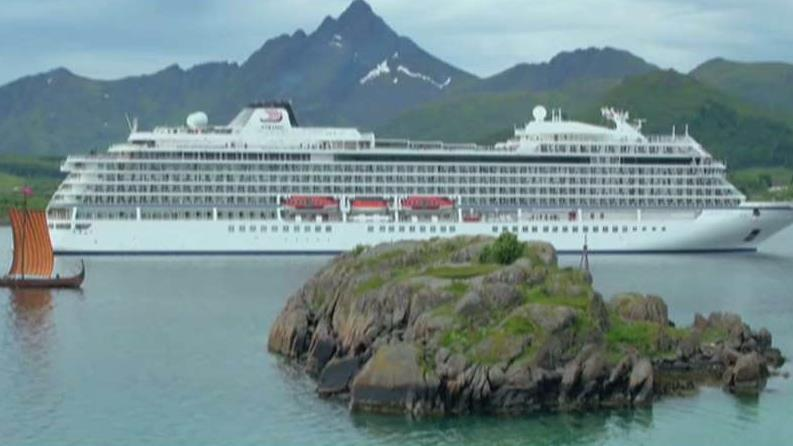 Viking Cruises CEO Torstein Hagen weighs in on cruise line business and the hurricane season that has plagued the Caribbean.