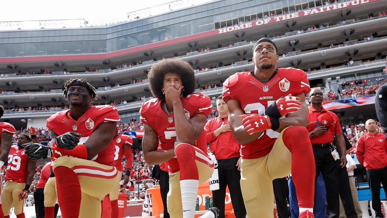 Judge Andrew Napolitano, Fox News senior judicial analyst, on Colin Kaepernick filing a grievance against NFL team owners.