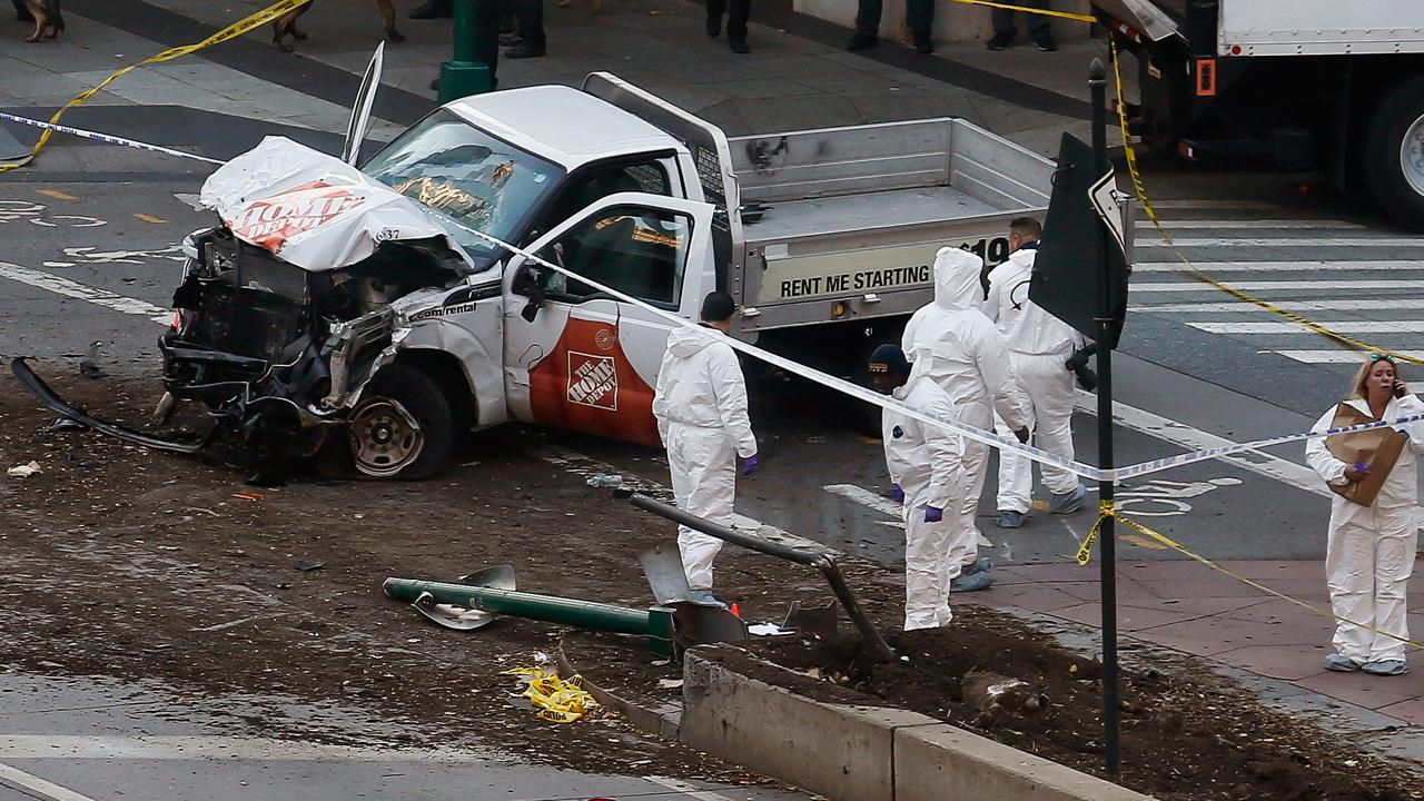 NYPD Deputy Commissioner of Intelligence and Counterterrorism John Miller discusses how the city has prepared for potential car attacks by terrorists after similar attacks occurred in Europe.