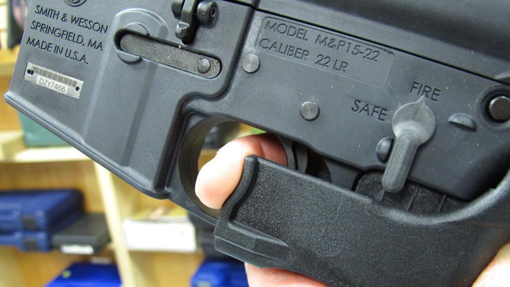 Gun control DEK: Former U.S. Army Officer Dr. Darrin Porcher on the gun control debate.