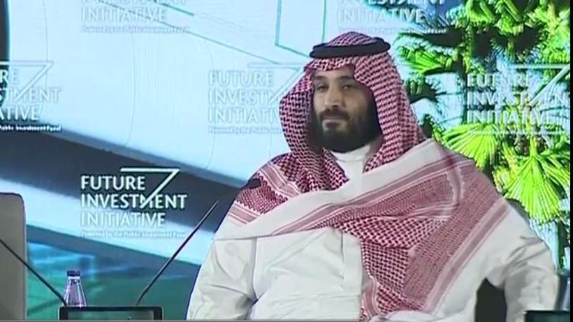Crown Prince of Saudi Arabia Mohammad bin Salman Al Saud on planning regulations in a new city.