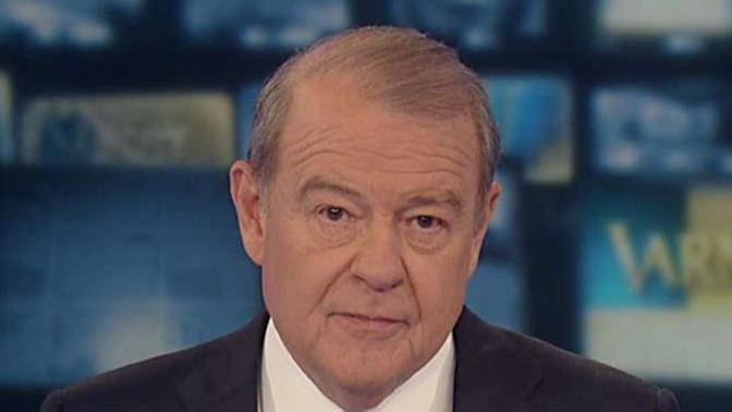 FBN's Stuart Varney says it's not a good idea to personally attack President Trump while he's doing the best job he can.