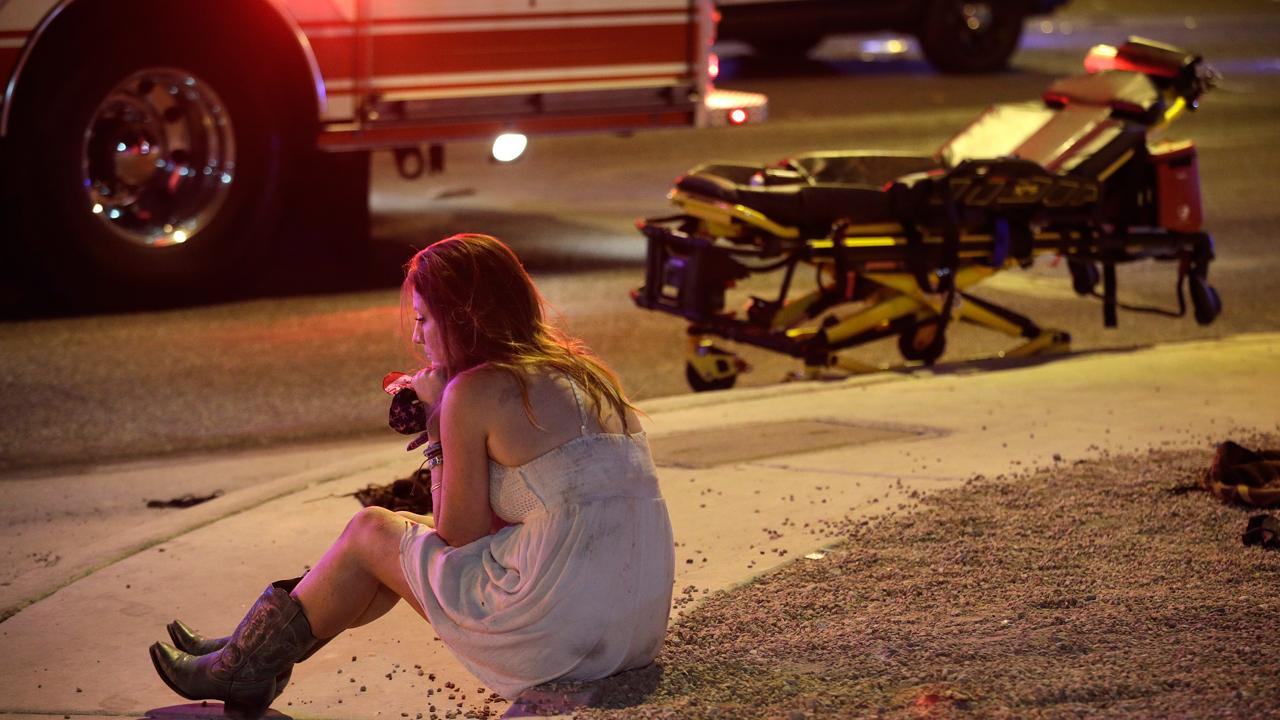 FBN's Kennedy discusses whether or not gun control legislation would be effective in ending the violence seen this week in the Las Vegas shooting, which left at least 58 people dead and more than 500 injured.