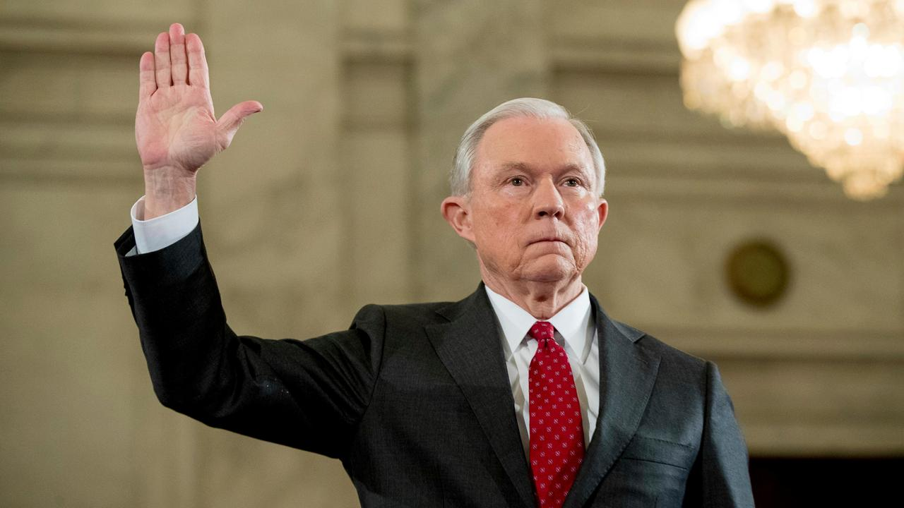 FBN's Lou Dobbs on the uranium deal and the Senate Judiciary Committee hearing with Attorney General Jeff Sessions.
