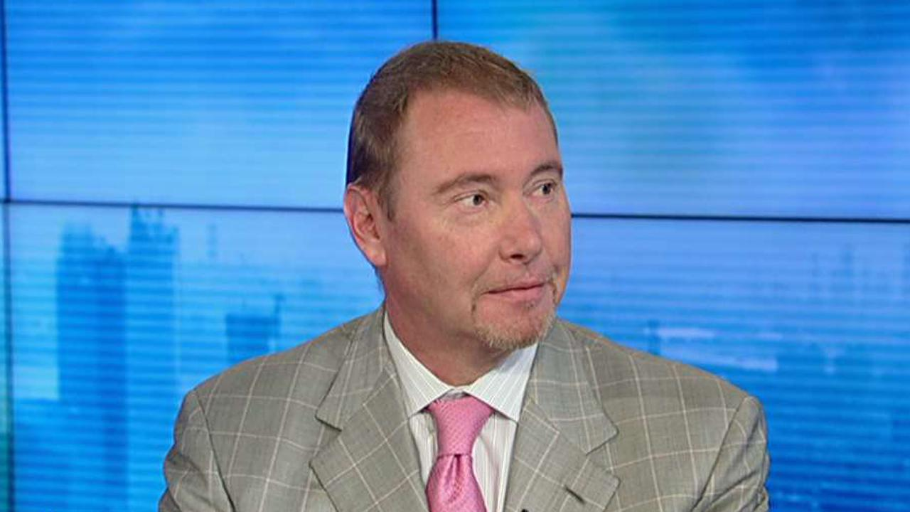 DoubleLine Capital CEO Jeffrey Gundlach on whether the Federal Reserve will raise interest rates and how the Fed's decision will impact the U.S. economy.