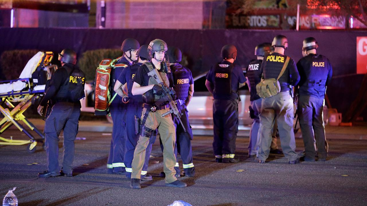Former FBI Join Terror Task Force member Steve Rogers, former New York State Homeland Security Director Michael Balboni and former Chicago Police Sgt. Peter Koconis discuss the shooting in Las Vegas.