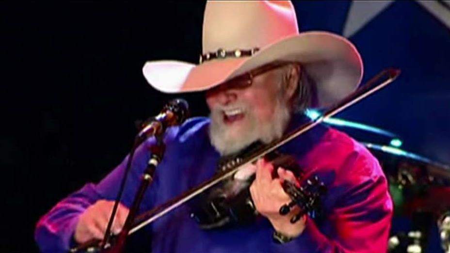 Country music legend Charlie Daniels on his career, his new book and tax reform.