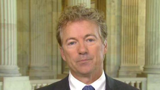 Sen. Rand Paul (R-KY) on President Trump's tax plan.