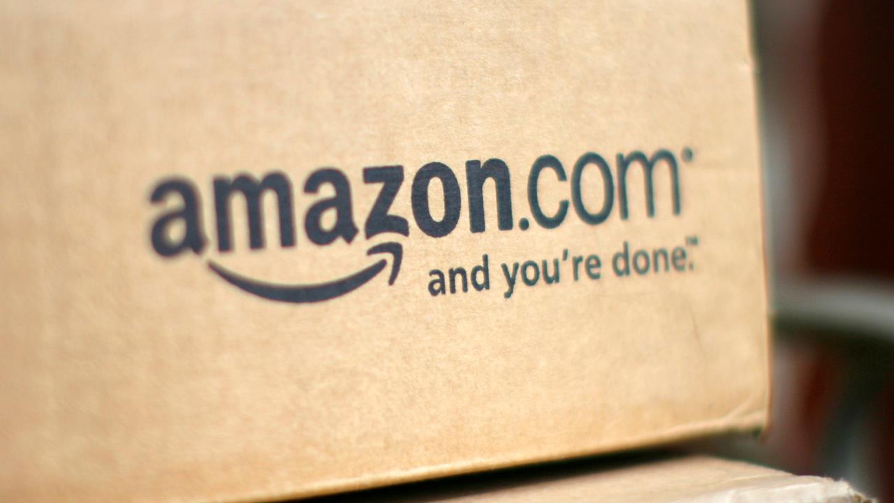 Amplify ETFs CEO Christian Magoon on Amazon's the upcoming holiday shopping season and the potential challenges facing Amazon.
