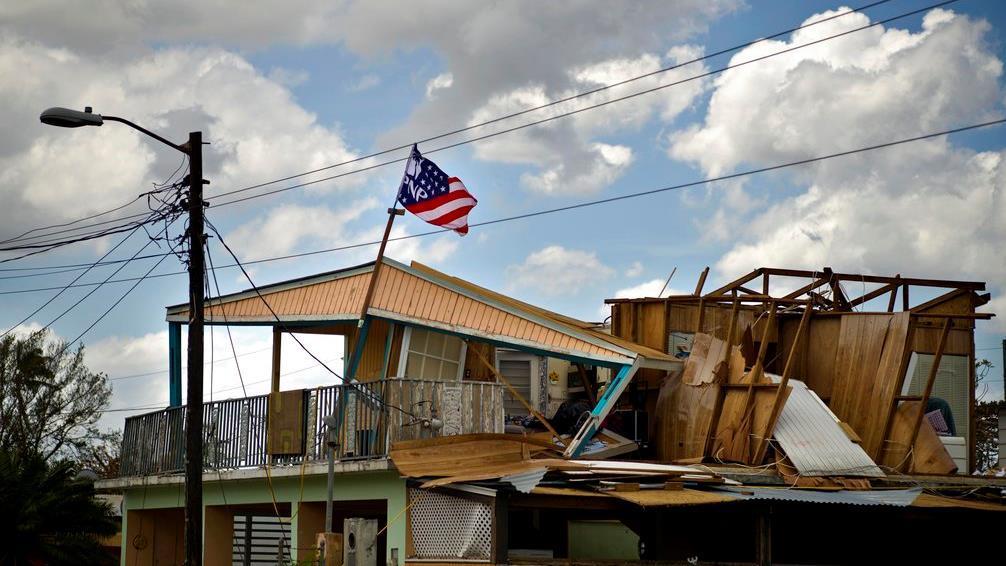 Dr. Daniel Kaniewski, deputy administrator at FEMA, discusses disaster relief for Puerto Rico.